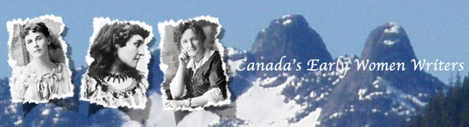 Canada's Early Women Writers: Authors lists