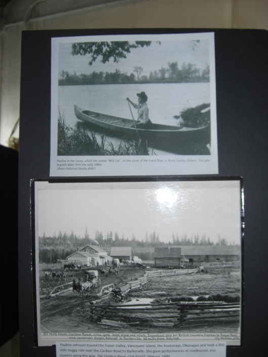 Top image: canoeing near Brantford, Ontario