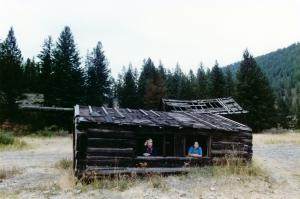 Granite Creek cabin