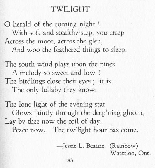 CYC - Beattie-Twilight