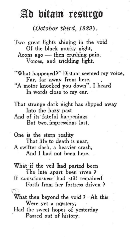 Abbott - poem