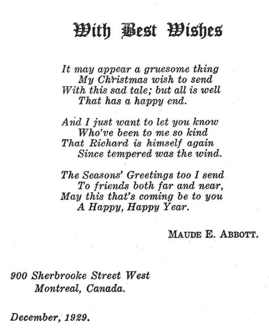 Abbott - Xmas 1