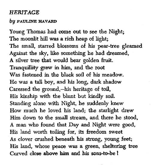 Havard - Heritage