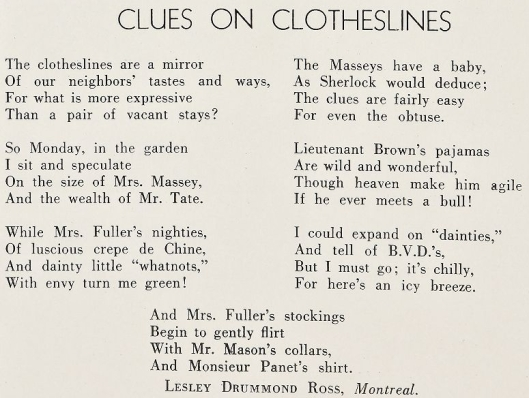 Clues on Clotheslines JLM (May 1936)