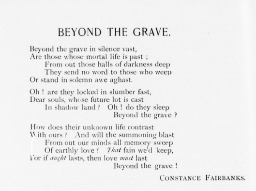 Piers CF - Beyond the Grave