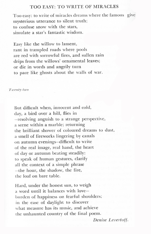 Canadian Poetry Magazine 11.3 (March 1948): 22-23.