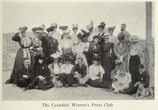 "Agnes Deans Cameron. ""The New North: Being Some Account of a Woman's Journey through Canada to the Arctic. (New York: Appleton, 1909) 15"