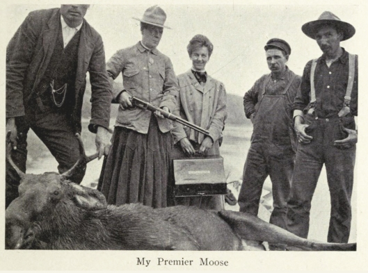 "Agnes Deans Cameron. ""The New North: Being Some Account of a Woman's Journey through Canada to the Arctic. (New York: Appleton, 1909) 347"