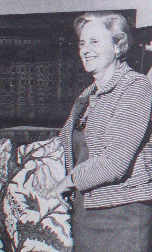 Betty Brett Maw